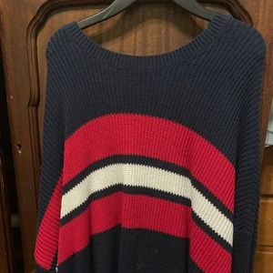 Oversized Hollister sweater